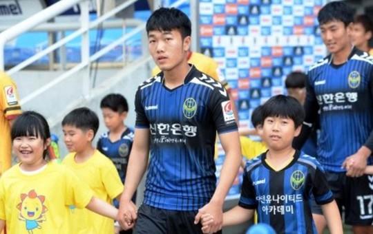 Xuân Trường nhiều khả năng sẽ được đá chính trong trận đấu quan trọng giữa Incheon United gặp Gwangju
