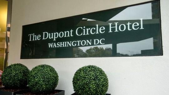 Ông Mikhail Lesin qua đời tại khách sạn Dupont Circle ở thủ đô Washington - Mỹ. Ảnh: AP