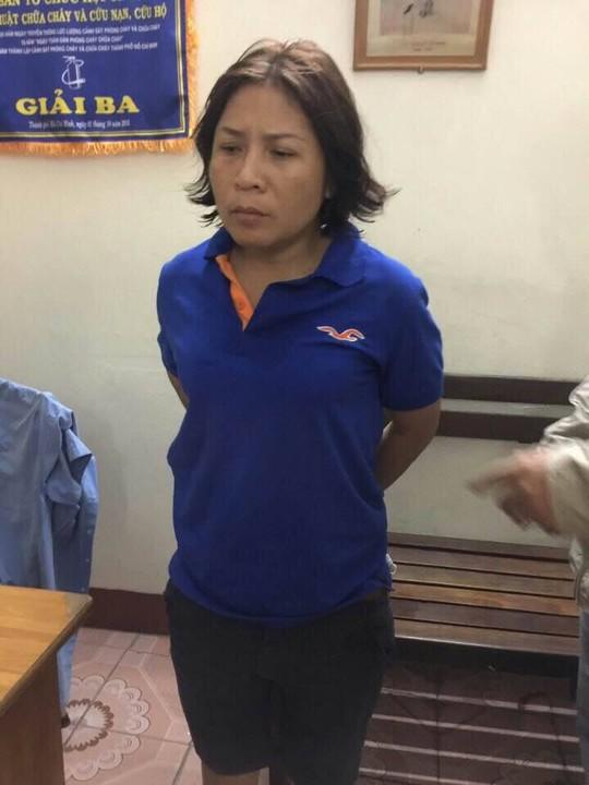 Chân dung bà trùm ma tuý Nguyễn Thị Kim Phượng