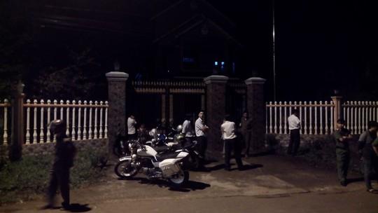 Căn nhà nơi xảy ra vụ án