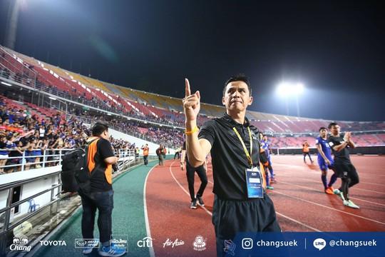 HLV Kiatisuk rất muốn Thái Lan đánh bại được Úc nhưng ông chỉ tìm được một trận hòa