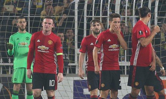 Mourinho: M.U đá Europa League như giao hữu
