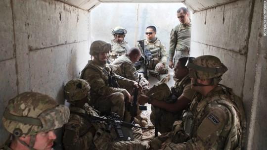 SOHR ước tính ít nhất 480 tay súng IS đã thiệt mạng kể từ khi chiến dịch tái chiếm Mosul diễn ra. Ảnh: AP
