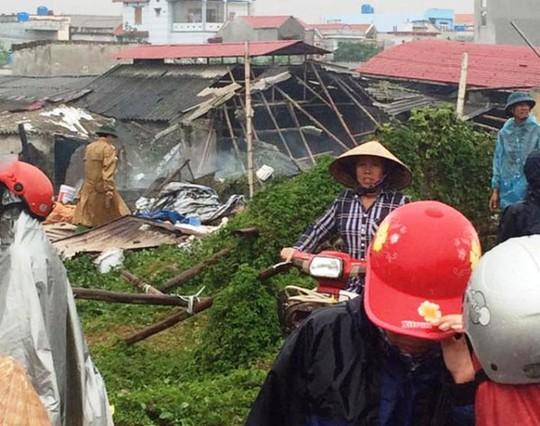 Khu vực xảy ra vụ nổ lớn khiến nhiều người thương vong