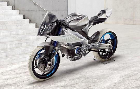 Những mẫu môtô ấn tượng dành cho tương lai