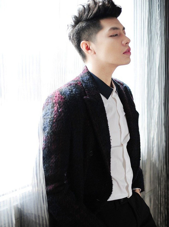 """Noo Phước Thịnh không ngại """"đối đầu"""" với EXO của Hàn Quốc"""
