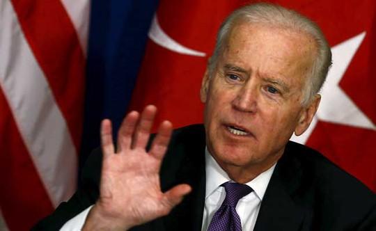 Phó Tổng thống Mỹ Joe Biden. Ảnh: PRESS TRUST OF INDIA