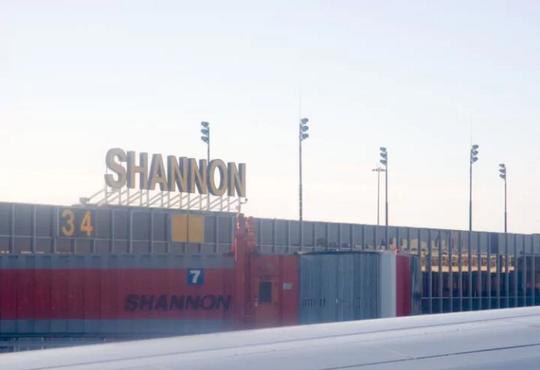 Sân bay Shannon. Ảnh: ALAMY