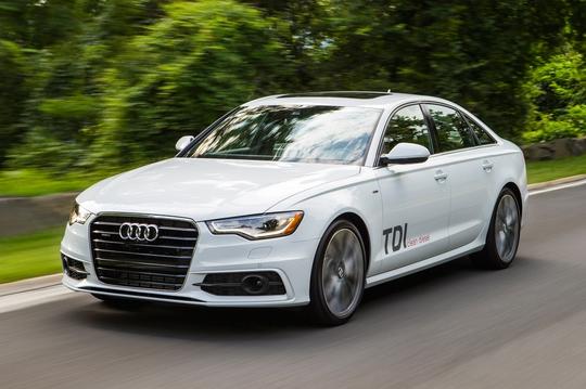 Những chiếc xe đời mới của Audi đều có phiên bản máy Diesel