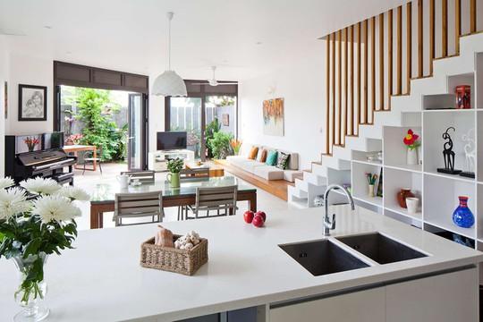 Ngôi nhà đẹp toàn diện phải đảm bảo từ nền móng