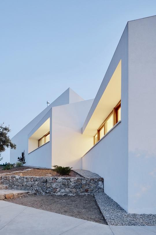 Nhà sinh thái tiết kiệm năng lượng ở Tây Ban Nha