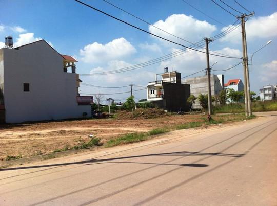 Đất phân lô bán nền khu Nam đang hạn hẹp về nguồn cung, thậm chí không có hàng để bán mặc dù nhu cầu cao.
