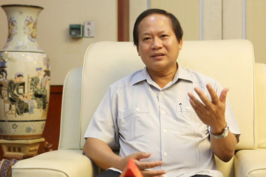 Bộ trưởng Bộ Thông tin và Truyền thông Trương Minh Tuấn