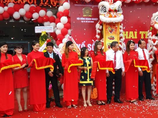 Các quầy xổ số điện toán tại Thành phố Đà Nẵng chính thức đi vào hoạt động vào sáng 18-11