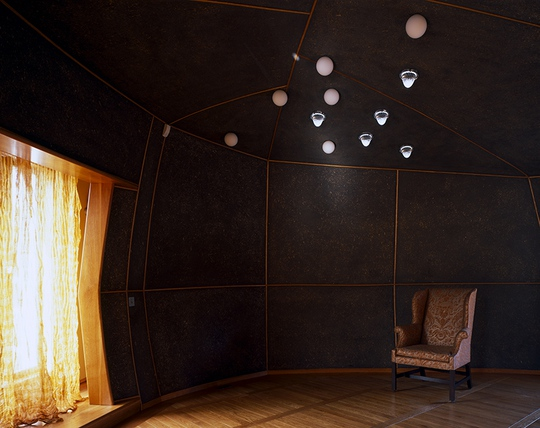 Một số phòng có cấu trúc đa giác độc đáo