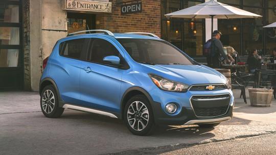 Chevrolet Spark Activ 2017 lên đời đã có giá bán
