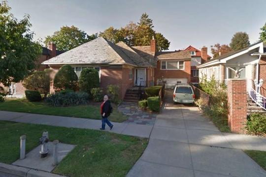 Căn nhà của bà Rita Wolfensohn. Ảnh: Google Maps