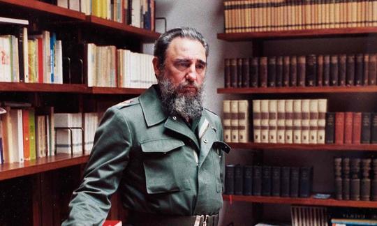 Ông Fidel Castro là lãnh đạo bị săn đuổi nhiều nhất thế giới vào thế kỷ 20. Ảnh: AP