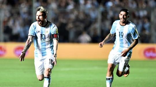 Argentina của Messi đang trên đỉnh thế giới