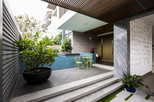 Khám phá ngôi nhà được định nghĩa: Đẹp hiện đại