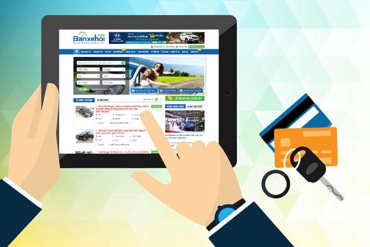 Mua bán xe hơi trực tuyến - xu hướng tất yếu trong thời đại số