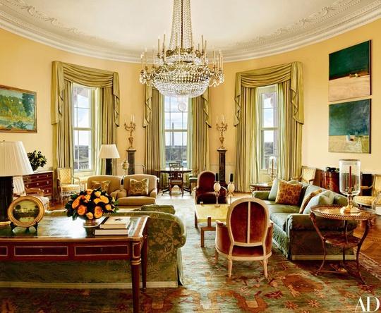 Obama lần đầu chia sẻ ảnh nơi ở trước khi rời Nhà Trắng