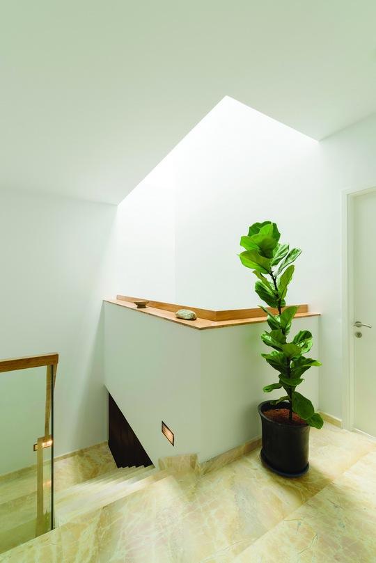 Căn nhà được thiết kế đúng nghĩa đi tìm sự thoải mái