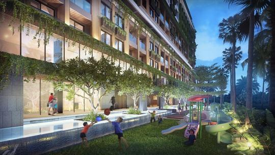 Năm 2017, bất động sản nghỉ dưỡng tiếp tục hút vốn đầu tư