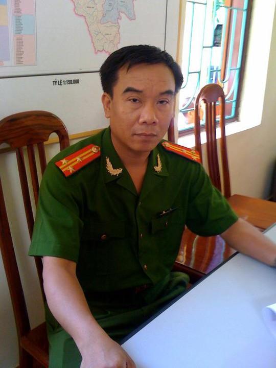 Một vai diễn của diễn viên Quách Xuân Cường. Ảnh: Facebook NV