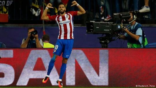 Carrasco ghi bàn duy nhất trong trận