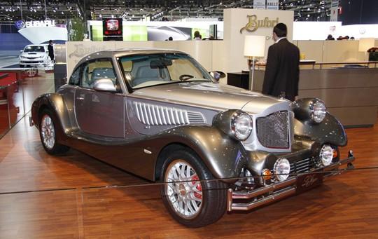 Không chỉ sản xuất xe hơi giá rẻ, Malaysia còn chế tạo được xe siêu sang cho giới triệu phú. Ảnh: Bufori