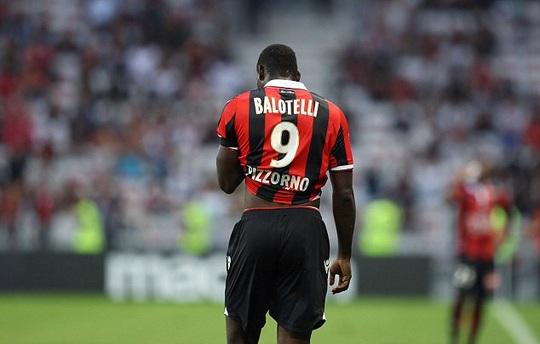 Balotelli ra đi vì không được Jurgen Klopp trọng dụng