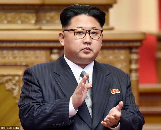 Nhà lãnh đạo Triều Tiên Kim Jong-un. Ảnh: Reuters