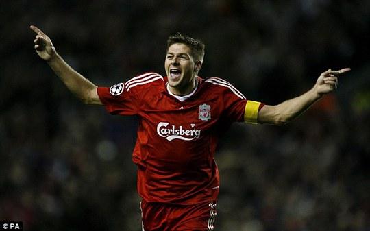 Gerrard tuyên bố giải nghệ