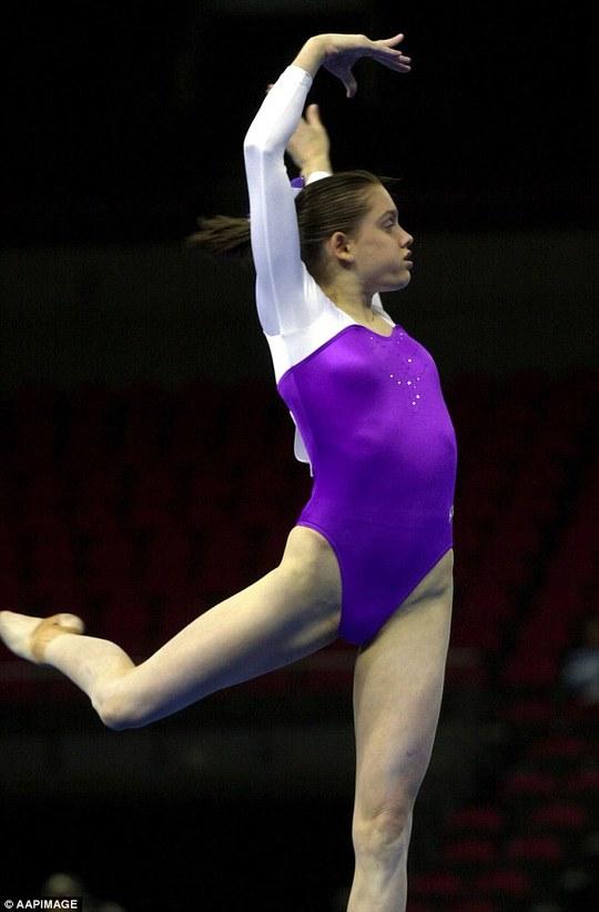 Lisa từng đại diện Úc tham gia các kỳ Olympic