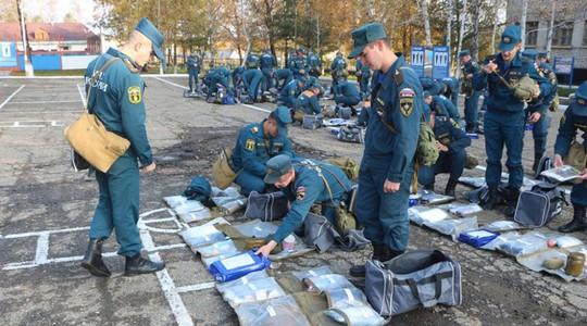 Nga sẽ tiến hành diễn tập sơ tán quy mô lớn với sự tham gia của hơn 40 triệu người. Ảnh: mchs.gov.ru