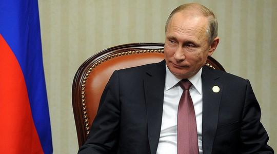 Tổng thống Putin đánh giá ông Trump là người thông minh. Ảnh: Reuters