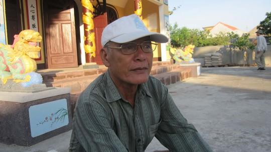 """Ông Trương Phương Xa - vị thủ từ nghĩa trang """"oan hồn"""" ở làng Sa Động"""