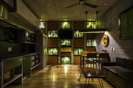 Nhà ấn tượng từ trong ra ngoài như resort ở Đà Nẵng
