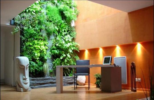 Có rất nhiều phương pháp trồng cây trên tường được nghiên cứu và áp dụng rộng rãi. Chẳng hạn như trồng cây bằng khung sắt cố định, bằng module đúc sẵn, kết hợp giữa tấm nhựavà vải nỉ cùng hệ thống tưới tự động...