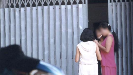 Thị trường trinh tiết bất hợp pháp đang phát triển mạnh tại Campuchia. Ảnh: SCMP