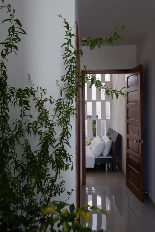 Phòng ngủ được thiết kế theo thói quen, tính cách, độ tuổi của từng thành viên trong nhà.