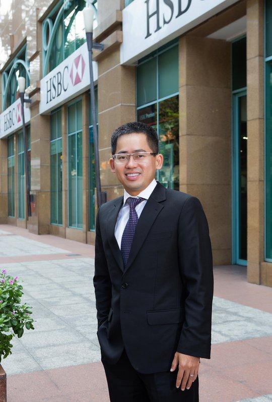 CEO Phạm Hồng Hải của HSBC Việt Nam Ảnh: HOÀNG TRIỀU