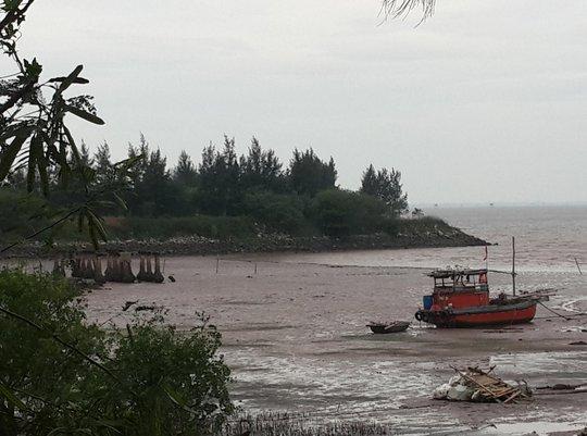 Dấu tích Bến tàu Không số K15 ở Đồ Sơn, Hải Phòng hiện nay