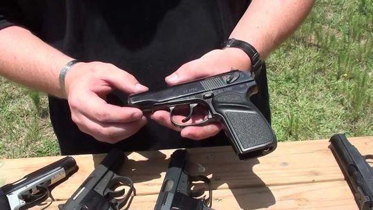 Makarov, loại súng ngắn được ưa chuộng ở Nga Ảnh: YOUTUBE