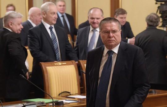 Ông Alexei Ulyukayev từng giữ nhiều chức vụ cao ở Nga Ảnh: TASS