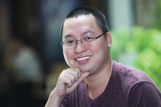 Anh Nguyễn Anh Tuấn Ảnh: HOÀNG TRIỀU