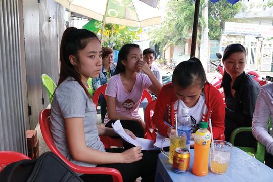 Công nhân bức xúc trước cách tính lương không rõ ràng của Công ty TNHH Asia Garment
