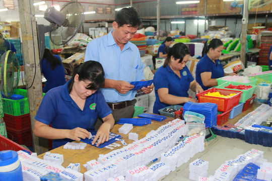 Tác phong sinh hoạt gần gũi giúp cán bộ Công đoàn Công ty CP Thiết bị giáo dục Minh Đức thực hiện tốt vai trò đại diện, bảo vệ quyền lợi người lao động
