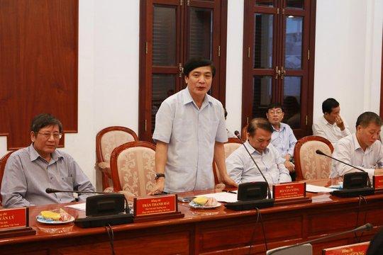 """Chủ tịch Tổng LĐLĐ Việt Nam Bùi Văn Cường: """"Chúng tôi không xin tiền, chỉ xin cơ chế"""""""